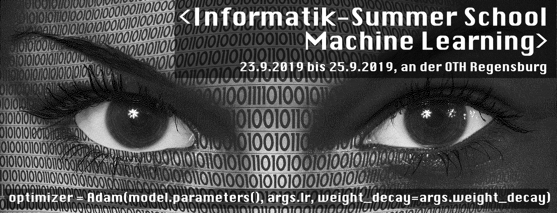 Informatik-Summerschool Machine Learning